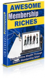 Awesome Membership Riches Private Label Rights