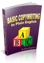 Basic Copywriting in Plain English Private Label Rights