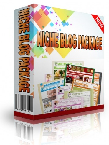 Personal Use Niche Blog Package
