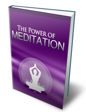 Power Of Meditation Private Label Rights