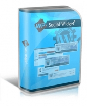 WP Social Widget Plugin Private Label Rights