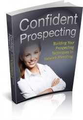 Confident Prospecting Private Label Rights