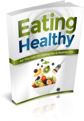 EatingHealthy mrr.zip Private Label Rights