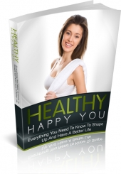 Healthy Happy You Private Label Rights