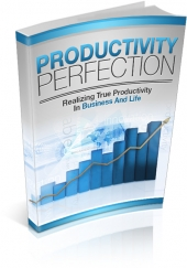 Productivity Perfection Private Label Rights