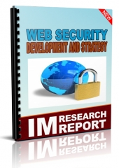 Web Security Development And Strategy Private Label Rights