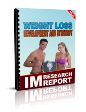 Weight Loss Development And Strategy Private Label Rights