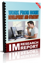 Working from Home Development And Strategy Private Label Rights