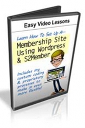 Set Up A Membership Site Using WordPress And S2member Private Label Rights