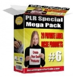 PLR Special Mega Pack Private Label Rights