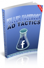 Killer Facebook Ad Tactics Private Label Rights