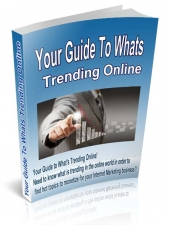 Your Guide To Whats Trending Online Private Label Rights
