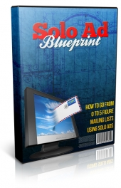 Solo Ad Blueprint 2013 Private Label Rights