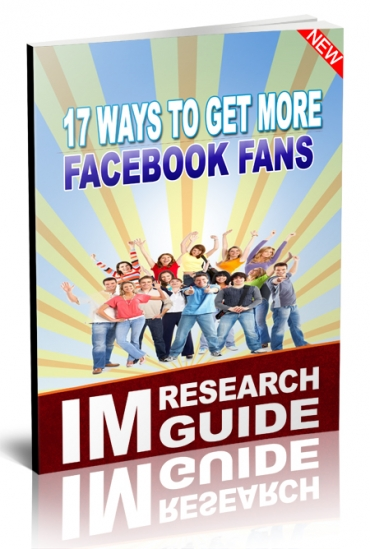 17 Ways to Get More Facebook Fans