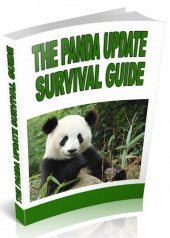 The Panda Update Survival Guide Private Label Rights