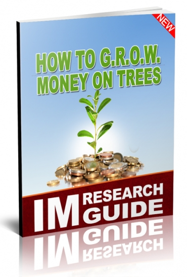 How to G.R.O.W. Money on Trees
