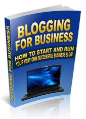 Blogging For Business Private Label Rights
