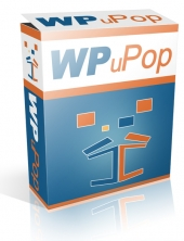 WP uPop WordPress Plugin Private Label Rights
