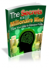 Secrets to a Millionaire Mind Private Label Rights