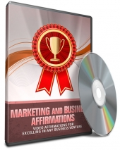 Marketing and Business Affirmations Private Label Rights