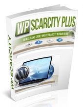 WP Scarcity Plus Private Label Rights