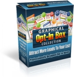 Graphical Opt-In Box Collection Private Label Rights