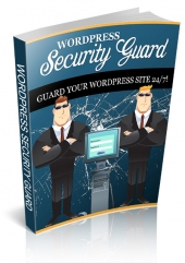 WordPress Security Guard Private Label Rights