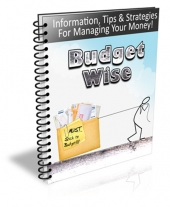 Budget Wise Newsletter Private Label Rights