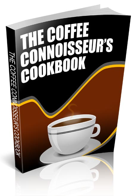 The Coffee Connoiseurs Cookbook