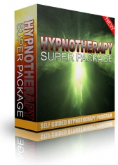 Hypnotherapy Super Pack Private Label Rights