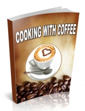 Cooking with Coffee Private Label Rights