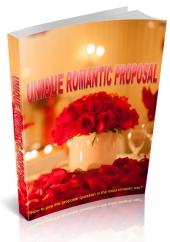 Unique Romantic Proposal Private Label Rights