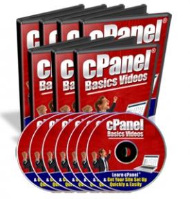 cPanel Basics Videos