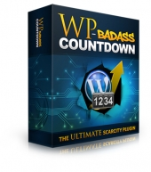 WP BadAss Countdown Plugin Private Label Rights