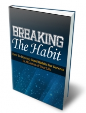 Breaking the Habit 2013 Private Label Rights