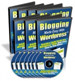 Blogging Made Easy With Wordpress Private Label Rights