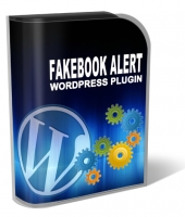 Fakebook Alert WP Plugin Private Label Rights
