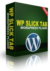 WP Slick Tab Plugin Private Label Rights