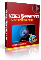 Video Marketing Graphics Pack Private Label Rights