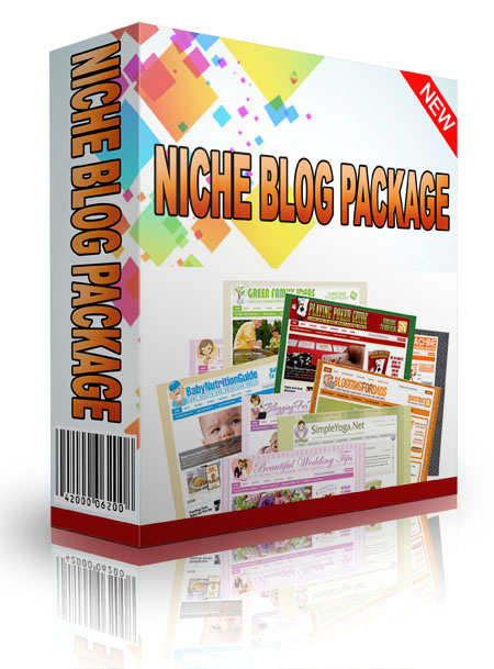Niche Blog Package With Flipping Rights