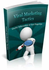 Viral Marketing Tactics Private Label Rights