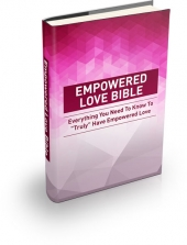 Empowered Love Bible Private Label Rights