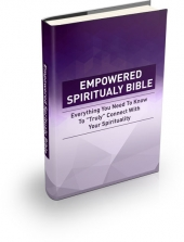 Empowered Spirituality Bible Private Label Rights