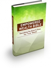 Empowered Wealth Bible Private Label Rights
