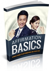 Affirmation Basics Private Label Rights