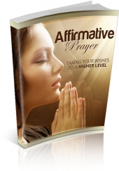 Affirmative Prayer Private Label Rights