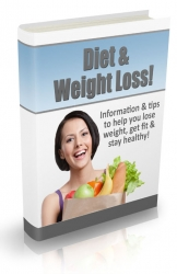 Diet & Weight Loss Newsletter Private Label Rights