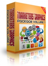 Marketers Graphics Package V1 Private Label Rights