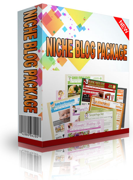 PLR Niche Site Package November 2013