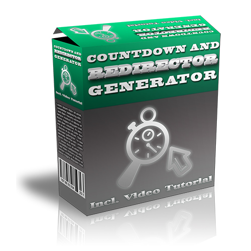 Countdown and Redirector Generator